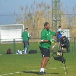 الأخضر الشاب يواصل تدريباته في انطاليا 