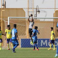شباب النصر يأجلون حسم الدوري على شباب الهلال بعد الفوز بعد الإطاحة به بهدفين