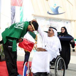 نجوم الاحتياجات الخاصة زادو رصيد الأخضر قبل يوم الختام 4 ميداليات  السعودية ثامن القارة بـ 15 ميدالية