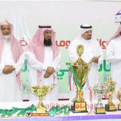 الزراعة تحقق كأس بطولة نادي الحي بمحافظة الدلم