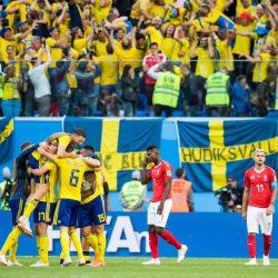 السويد تخرج سويسرا من المونديال