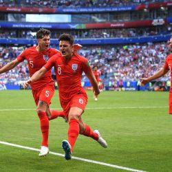إنجلترا تبلغ نصف نهائي المونديال للمرة الثالثة