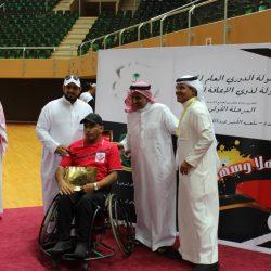 استاد عبدالله الفيصل يستضيف دوري الإعاقة