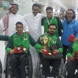 نادي جدة يحصد كأس بطولة الدوري العام لكرة الطاولة
