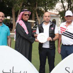 السعودي فهد المنصور الأول في بطولة ساب المفتوحة للجولف