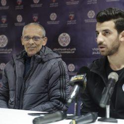 غاريدو : هدفنا الفوز .. فييرا : لن نبحث عن التعادل