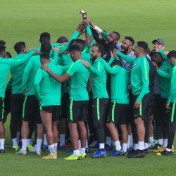 الإتحاد السعودي لكرة القدم يفتح المدرجات للجمهور السعودي