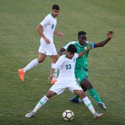 الأخضر الشاب يخسر أولى تجارب الاعداد لكأس العالم أمام السنغال