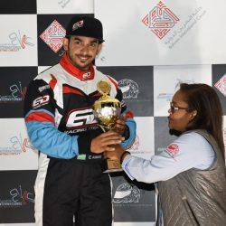 فريق إي دي للسباقات يشارك في بطولة البحرين للكارتينغ