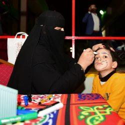 نجاح ملفت لفعاليات مهرجان الطفل بمسرح القادسية