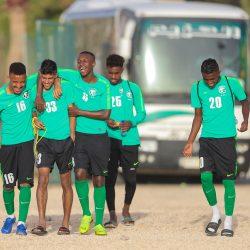المنتخب الوطني تحت 20 عامًا يختتم معسكره في الرياض ويغادر إلى إسبانيا تحضيرًا للمونديال