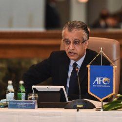 الاتحاد السعودي يدعم الشيخ سلمان بن خليفة