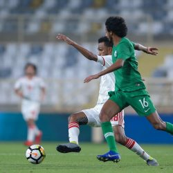 الأخضر يخسر ودية الإمارات
