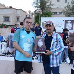 اختتام فعاليات الأكاديمية الأوروبية لكرة القدم بالرياض