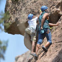 اتحاد التسلق والهايكنج يختتم الأكاديمية الصيفية للشباب