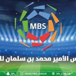 ترتيب فرق وهدافي الدوري السعودي بعد الجولة الثانية
