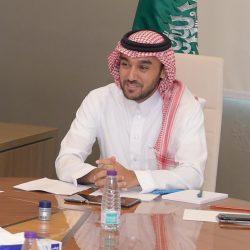 العضو الذهبي عبدالعزيز بغلف ( دعمنا للنصر واجب للوقوف مع الرؤية المباركة 2030 )