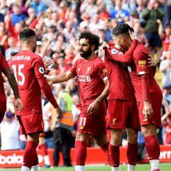 ليفربول يواصل صدارة الدوري الإنجليزي