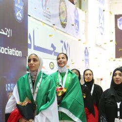 """السعودية تحصد أول ذهبية """"نسائية"""