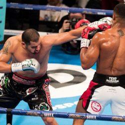 مواجهات عالمية تسبق نزال الدرعية التاريخي في الملاكمة