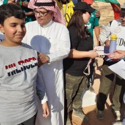"""خلود مختار حلت في المركز الثاني """"القابضة للقدرة"""" تحصد المركز الأول في """"سباق ملك الأردن"""""""