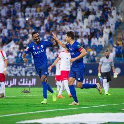 رباعية هلاليه تأهله لدور 32 من كأس الملك