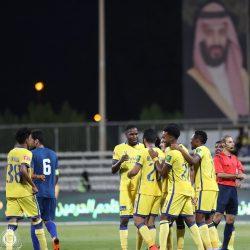 النصر يدك شباك عفيف بـ5 ويتأهل لدور الـ32 من كأس الملك
