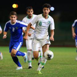 الأخضر تحت 19 عام يتأهل إلى كأس آسيا 2020
