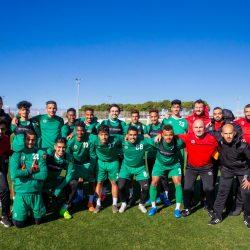 سمو رئيس الهيئة يزور مقر إقامة برنامج الابتعاث السعودي لتطوير مواهب كرة القدم في إسبانيا