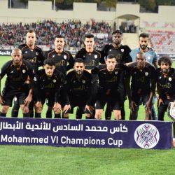 الشباب السعودي يستضيف الشرطة العراقي في انطلاق ربع النهائي