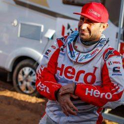 """وفاة سائق الدراجات البرتغالي """"باولو غونسالفيس"""" إثر أزمة قلبية أثناء منافسات رالي داكار السعودية 2020"""