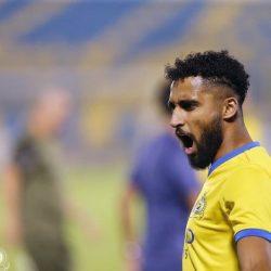 عبد الرحمن العبيد: لا يشغلنا ان نلعب قبل أو بعد الهلال.. وتجانسنا أصبح قويا