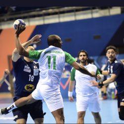أخضر اليد يسقط للمرة الأولى في البطولة الآسيوية