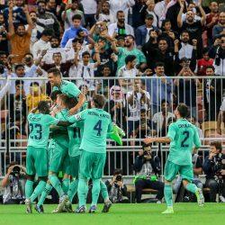 ريال مدريد يعلن تأهله رسميًّا إلى نهائي السوبر الإسباني