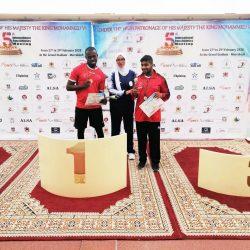 اربع ميداليات ملونة لمنتخب عمان لذوي الإعاقة في العاب القوى بالمغرب