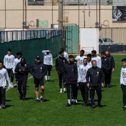 المنطقة الشرقية والرياض تجهزان السعودية والعراق وليبيا لبطولة كأس العرب للشباب