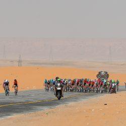 """الدرّاج الألماني """"بهاوس فل"""" من فريق ماكلارين البحرين بطلا لطواف السعودية 2020 للدراجات الهوائية"""