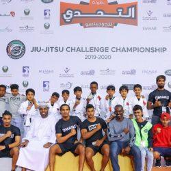 خمس ميداليات ملونة لفريق عمان للجوجيتسو بأبوظبي في ختام مشاركته