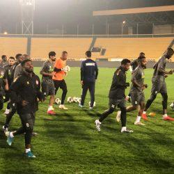 ظفار يواصل تحضيراته وطاقم قطري يدير اللقاء مع القادسية