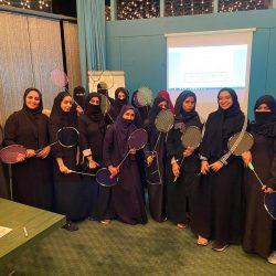 الشارقة تصنع الحدث في حفل افتتاح عربية السيدات 2020