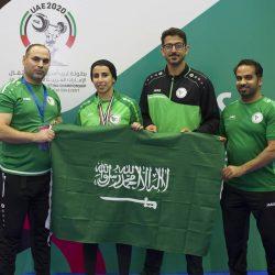 أول إنجاز سعودي خارجي بعد وزارة الرياضة