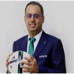 رئيس اتحاد الكرة الموريتاني يتبرع ب 5 ملايين لمواجهة فيروس كورونا