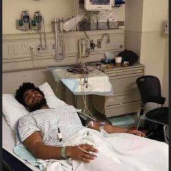 لاعب منتخب مصر يعلن إصابته بفيروس كورونا