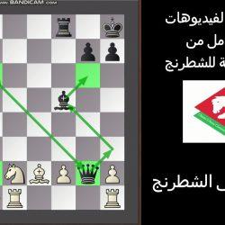 لجنة الشطرنج العمانية تدشن قناة الشطرنج التعليمية في اليوتيوب
