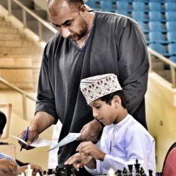 لجنة الشطرنج العمانية تبدأ استقبال طلبات الالتحاق لدورة التحكيم عبر الانترنت