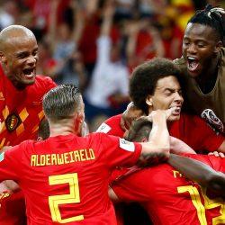 بلجيكا تحافظ على صدارة المنتخبات