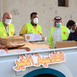 ضمن برامج المسؤولية الاجتماعية بالنادي.. القادسية ينفذ العديد من المبادرات الخيرية في شهر رمضان المبارك