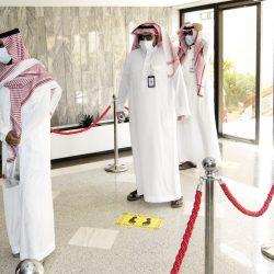 منسوبو وزارة الرياضة يعودون للعمل في المكاتب وسط إجراءات وقائية واحترازية