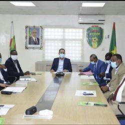 اتحاد الكرة الموريتاني يخصص 120 مليونا للحد من آثر توقف الأنشطة الرياضية
