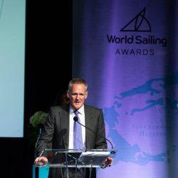الاتحاد الدولي للإبحار الشراعي يعلن عن تعيين ديفيد جراهام رئيسا تنفيذيا